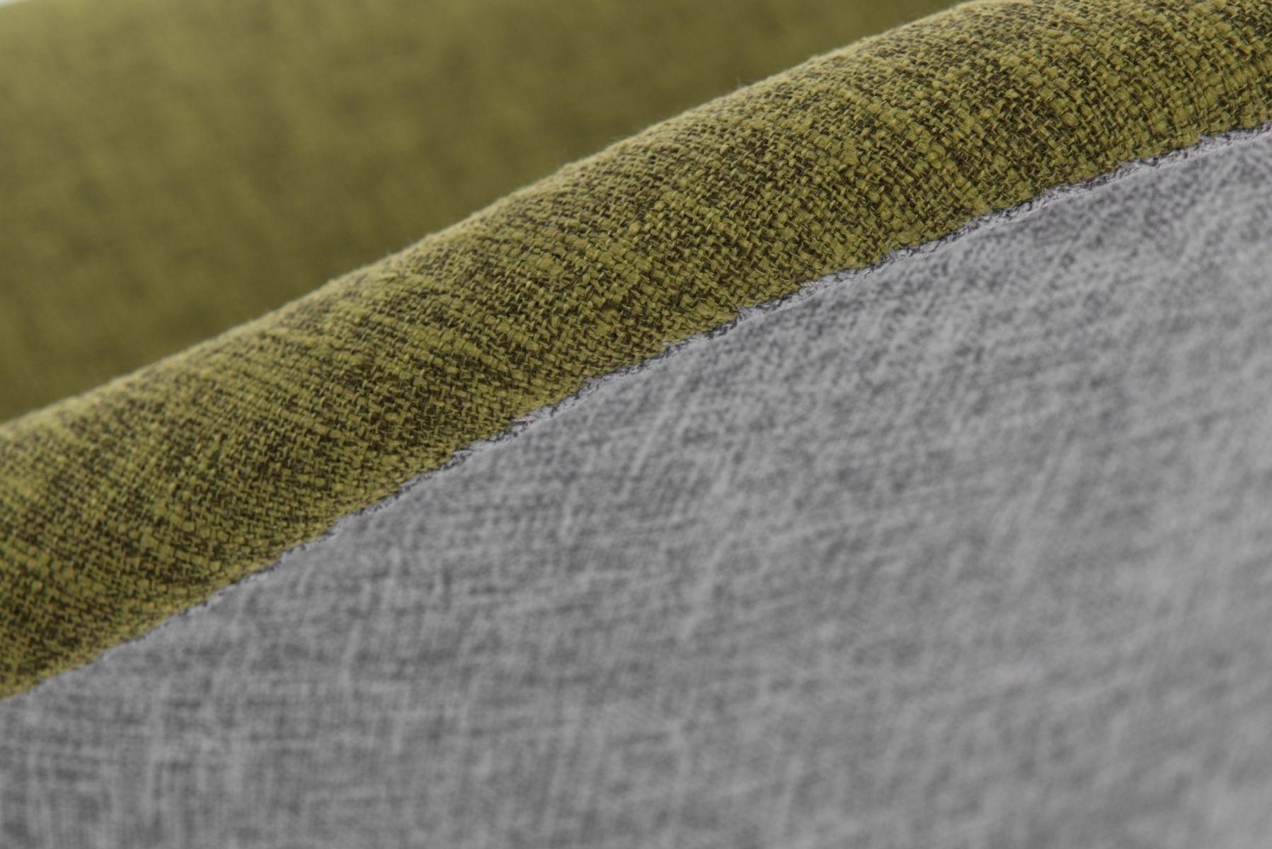 Krzesło P018 DAW Duo zielono - szary - zdjęcie nr 2
