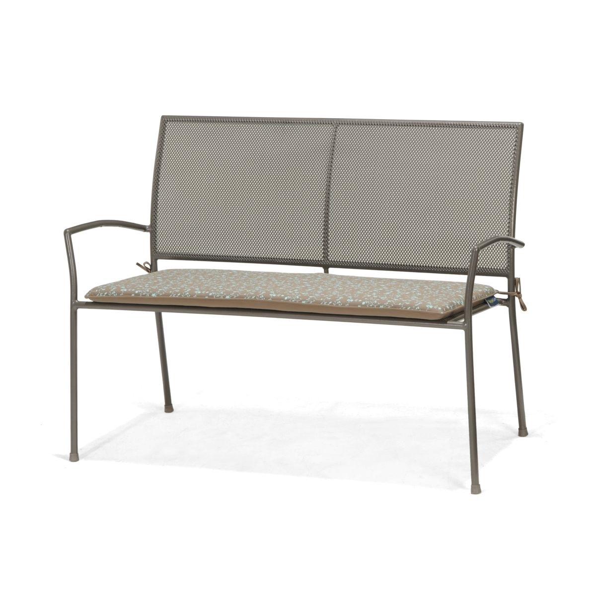 Ławka 2-osobowa z poduszką z nadrukiem Plantagoo - zdjęcie nr 0