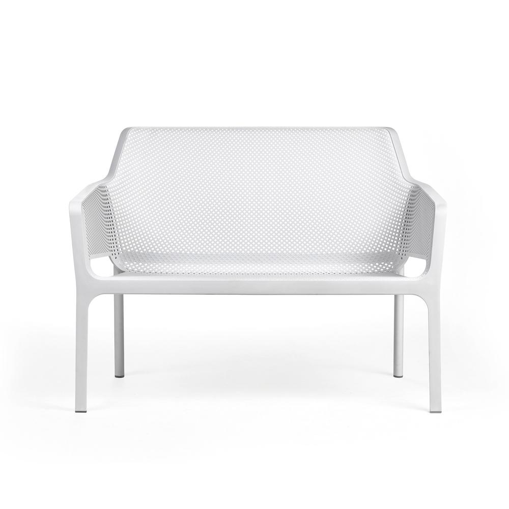 Ławka Net biała - zdjęcie nr 0