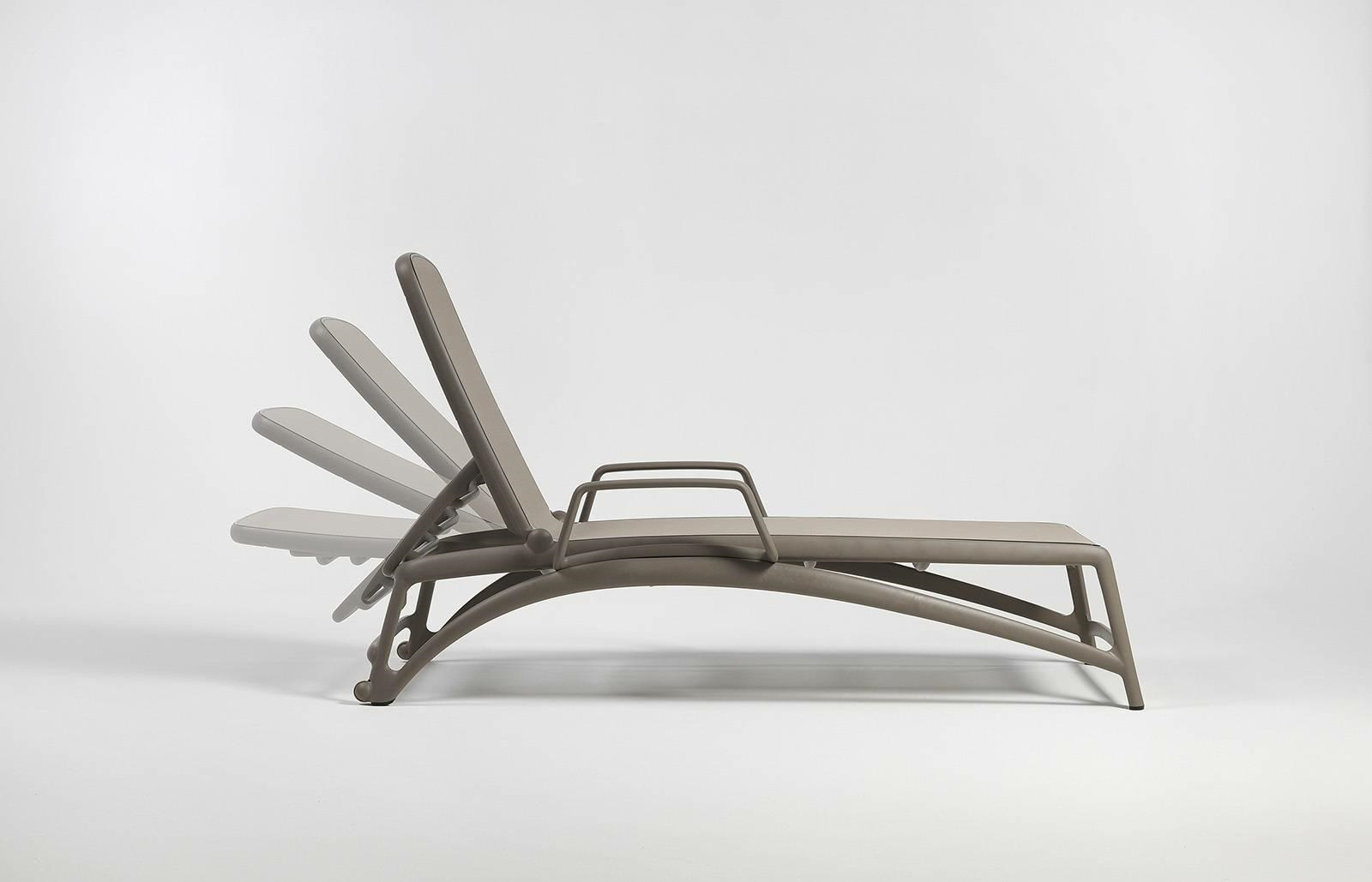 Leżak Atlantico beżowy /brązowy - zdjęcie nr 7