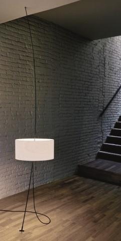 Svítidlo Totora bílé 45 cm
