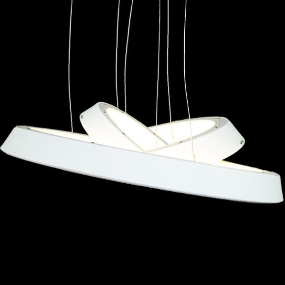 Závěsné LED svítidlo SMD 12 bílé