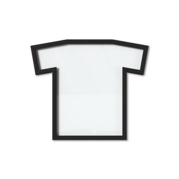 Ramka na t-shirt, T-FRAME M czarna - zdjęcie nr 2