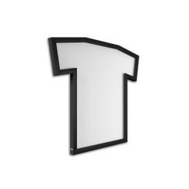 Ramka na t-shirt, T-FRAME M czarna - zdjęcie nr 3