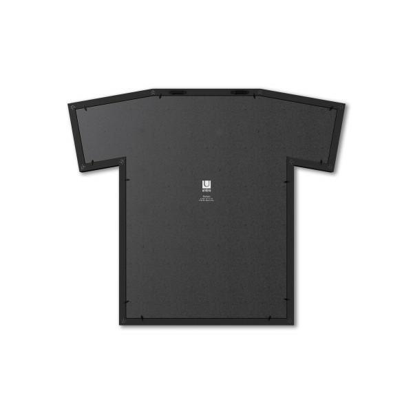 Ramka na t-shirt, T-FRAME M czarna - zdjęcie nr 4