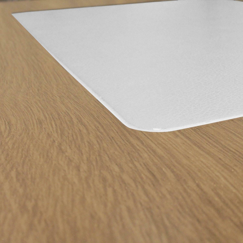 Biurko Dolem Industrial biała podstawa - zdjęcie nr 5