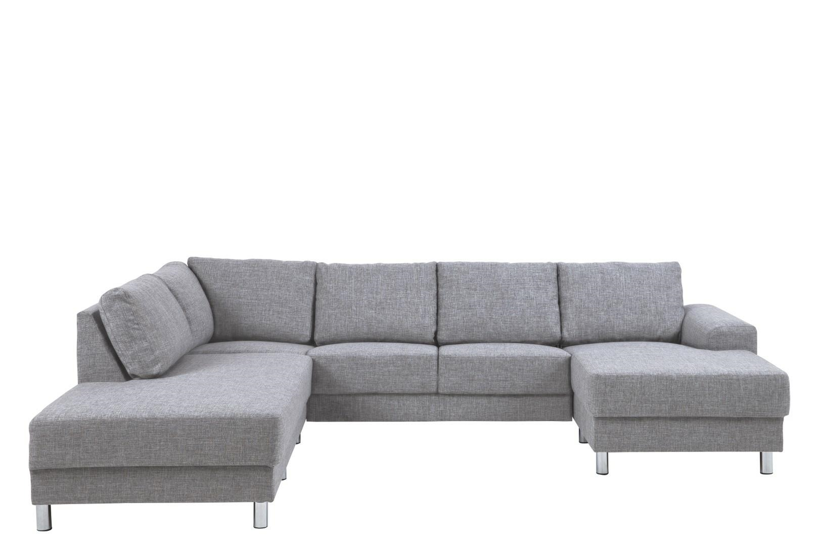 Narożna sofa Calverton Szara lewa - zdjęcie nr 0