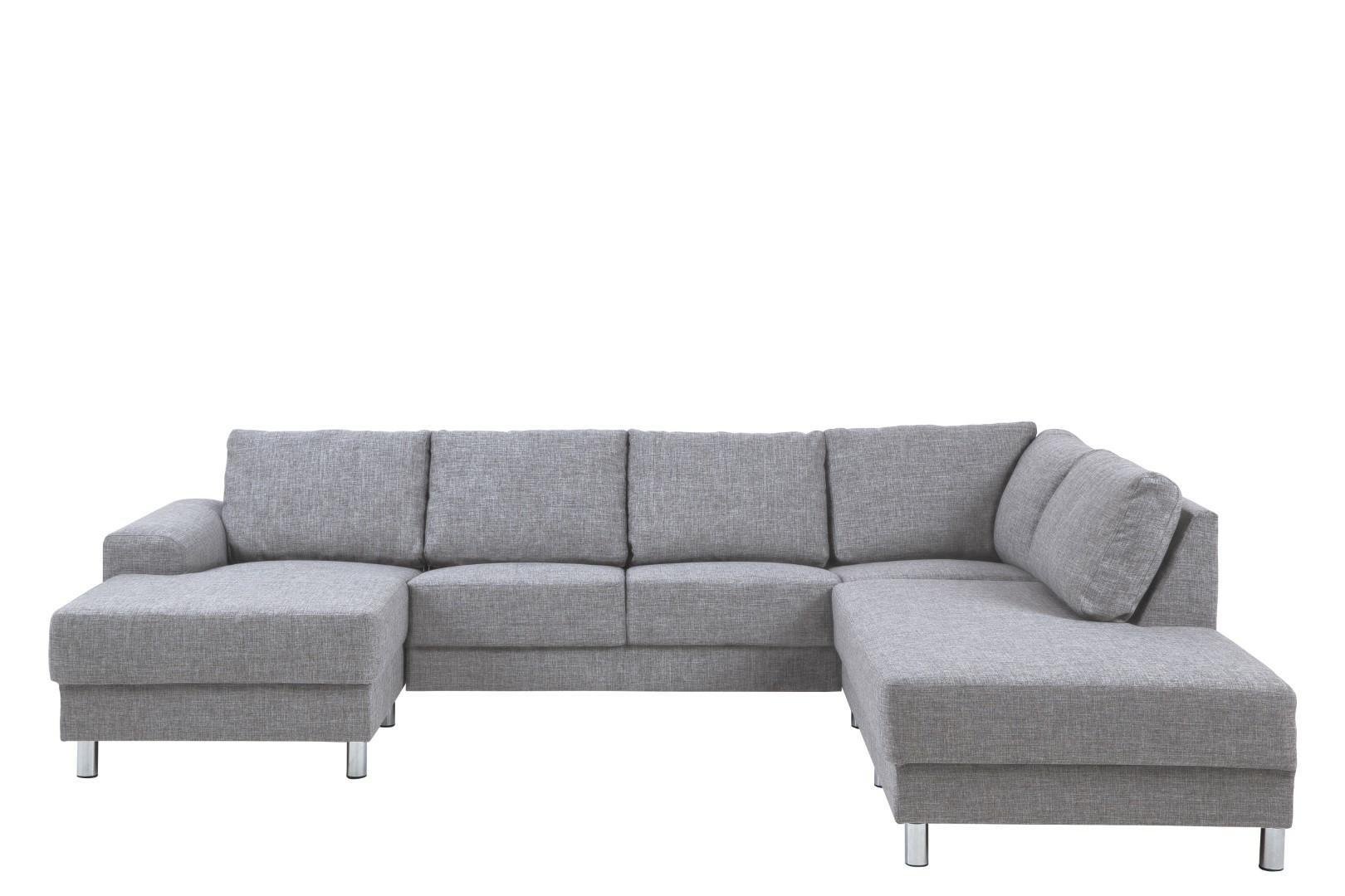 Narożna sofa Calverton Szara prawa - zdjęcie nr 0