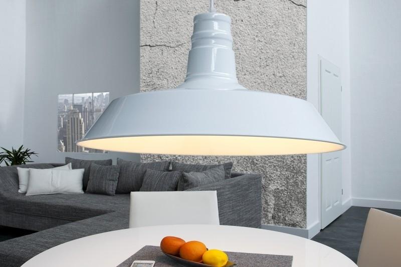 Lampa wisząca Lucia biała - zdjęcie nr 0