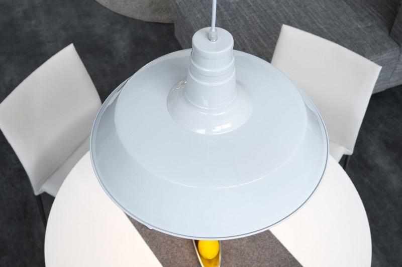 Lampa wisząca Lucia biała - zdjęcie nr 2