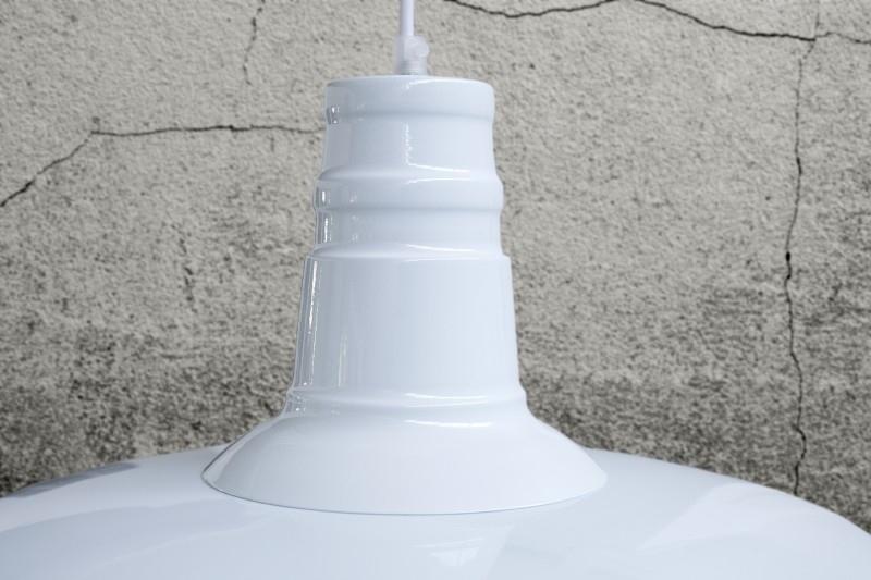 Lampa wisząca Lucia biała - zdjęcie nr 4