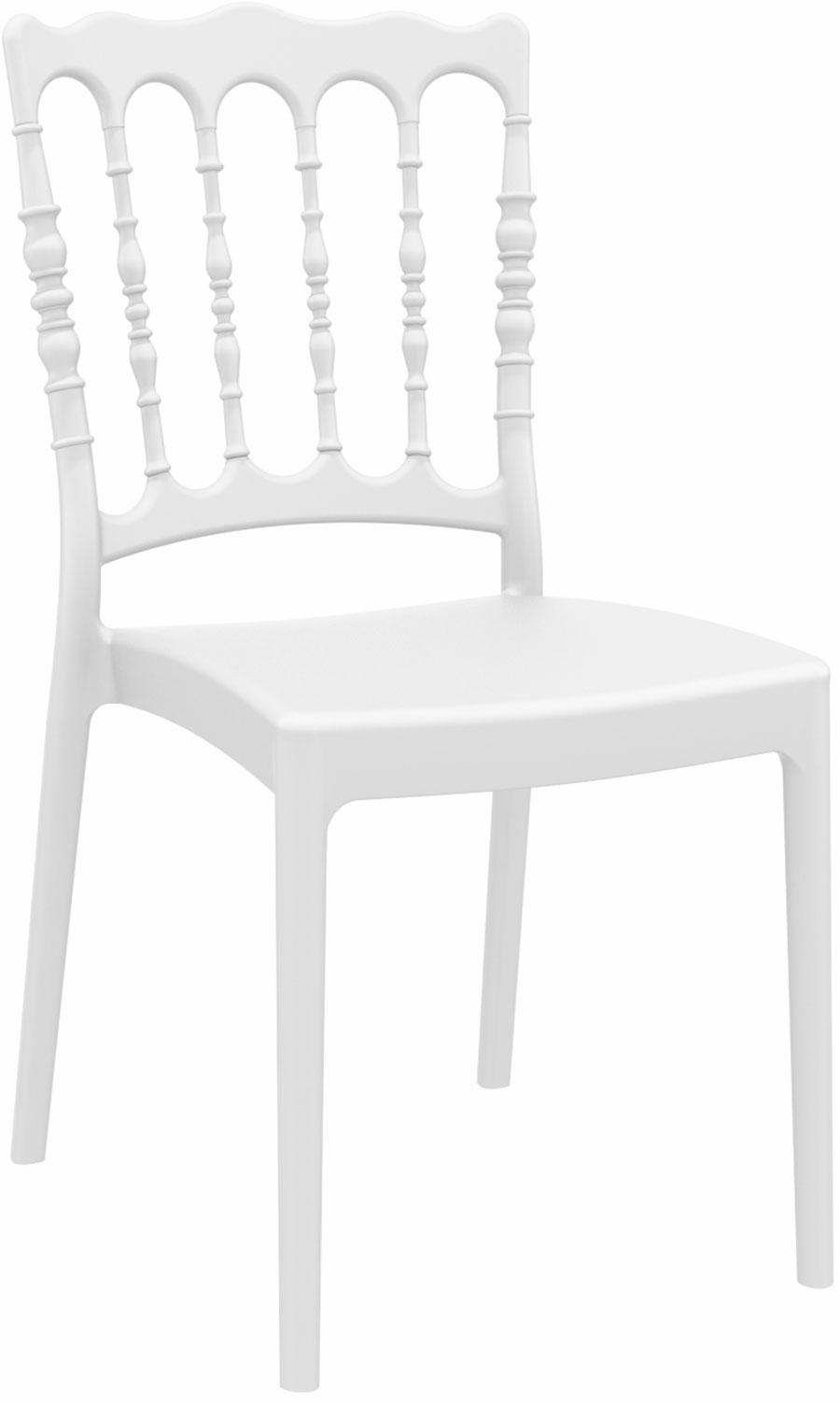 Krzesło Napoleon białe - zdjęcie nr 0
