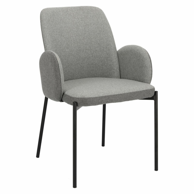 Krzesło Perro szare - zdjęcie nr 0