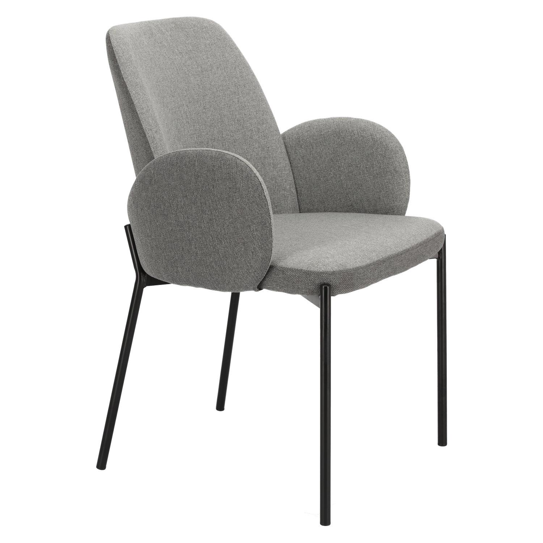 Krzesło Perro szare - zdjęcie nr 1