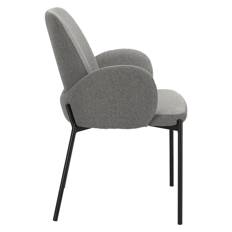 Krzesło Perro szare - zdjęcie nr 2