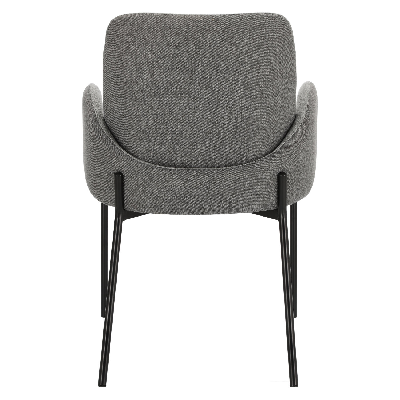 Krzesło Perro szare - zdjęcie nr 4