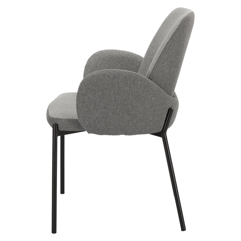Krzesło Perro szare - zdjęcie nr 6