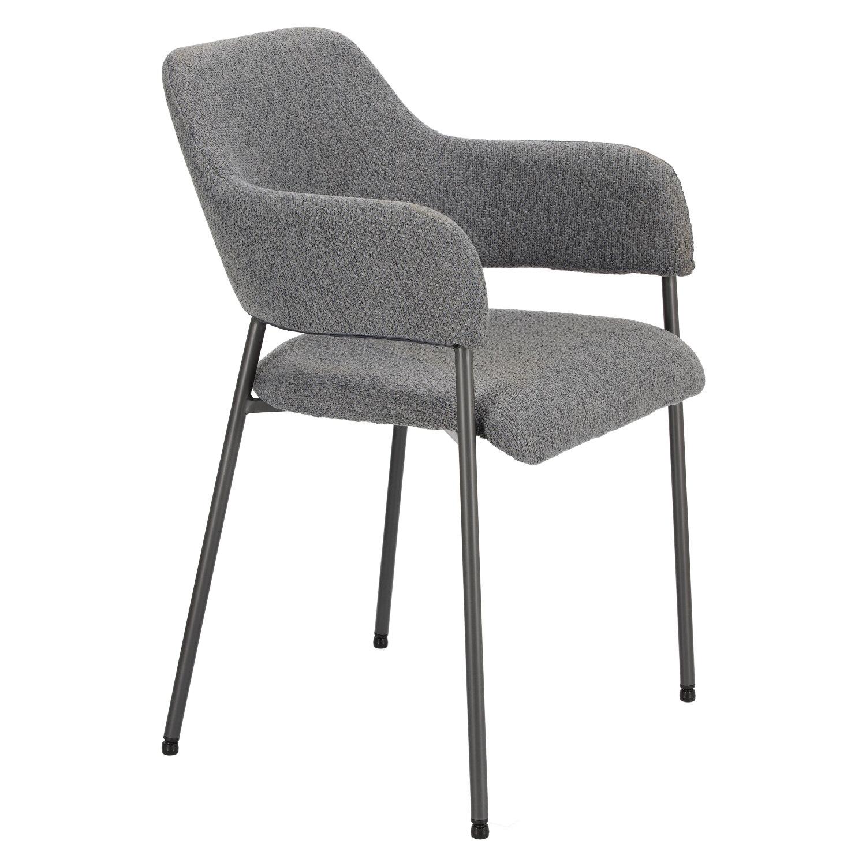 Krzesło Gato ciemnoszare - zdjęcie nr 1