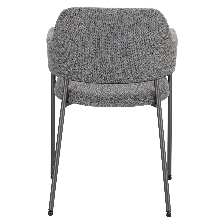 Krzesło Gato ciemnoszare - zdjęcie nr 5