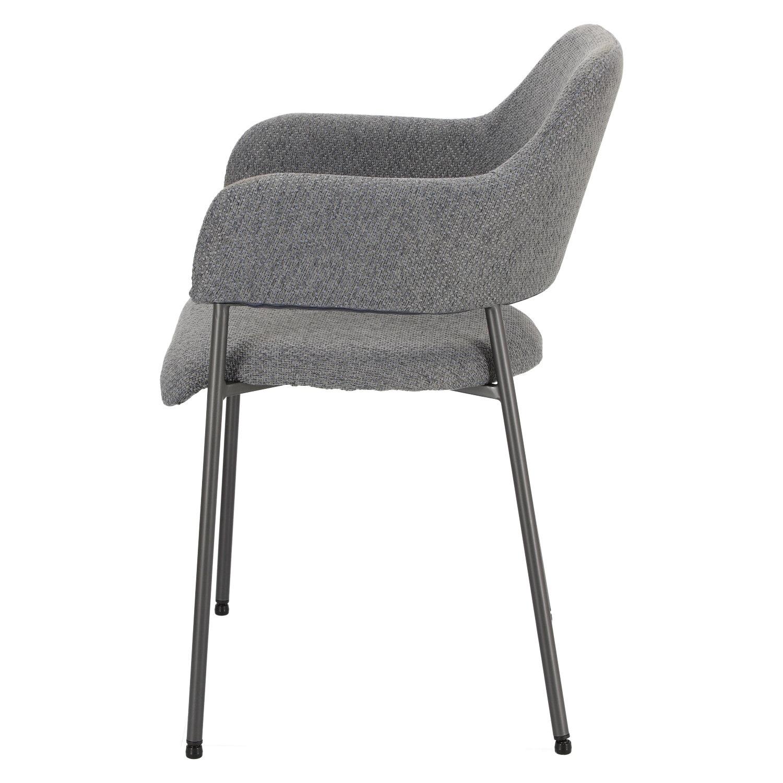 Krzesło Gato ciemnoszare - zdjęcie nr 6