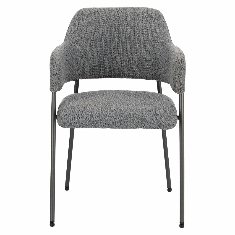 Krzesło Gato ciemnoszare - zdjęcie nr 7