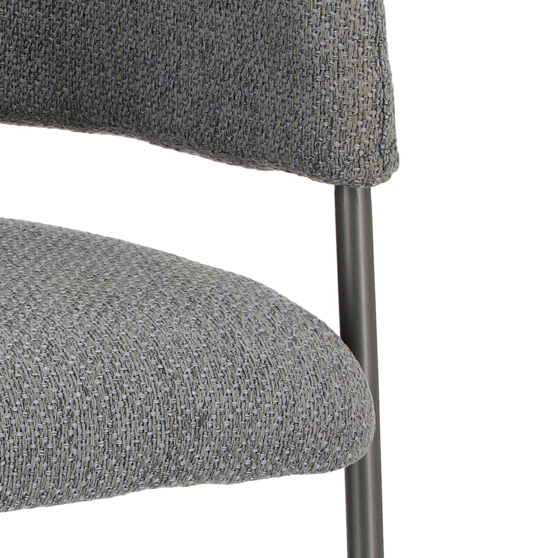 Krzesło Gato ciemnoszare - zdjęcie nr 9
