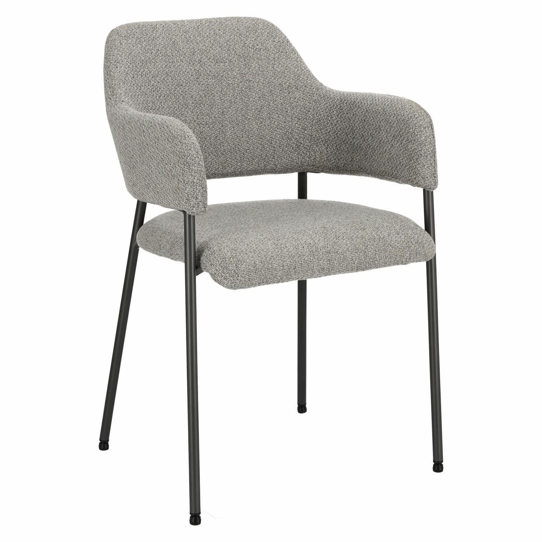 Krzesło Gato jasnoszare - zdjęcie nr 0