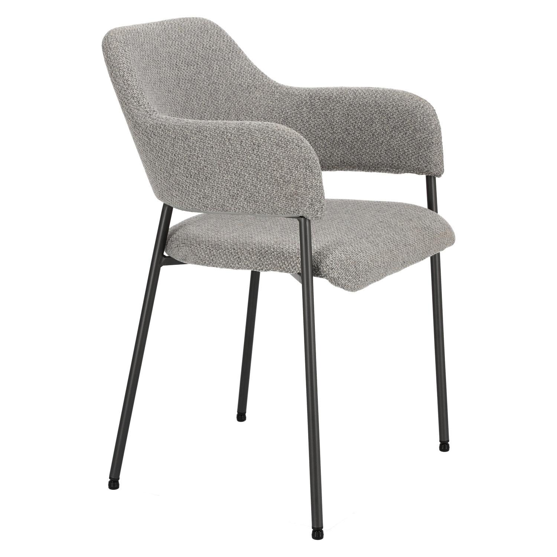 Krzesło Gato jasnoszare - zdjęcie nr 1