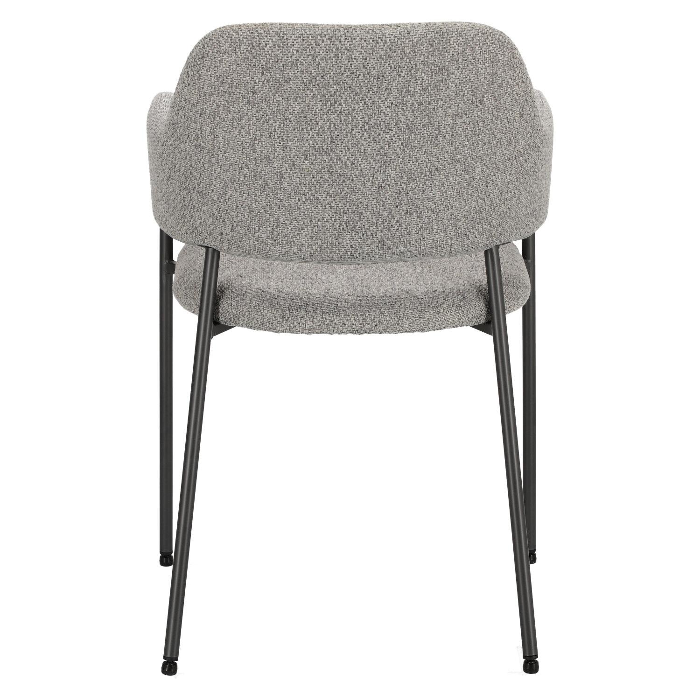 Krzesło Gato jasnoszare - zdjęcie nr 5