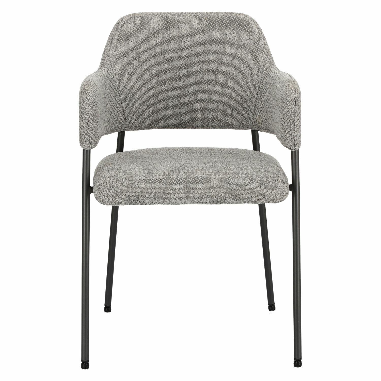 Krzesło Gato jasnoszare - zdjęcie nr 7