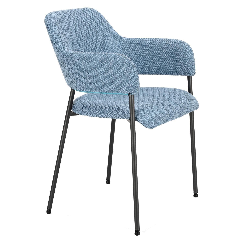 Krzesło Gato niebieskie - zdjęcie nr 1