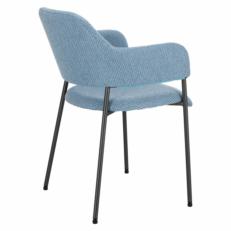 Krzesło Gato niebieskie - zdjęcie nr 3