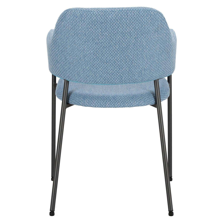 Krzesło Gato niebieskie - zdjęcie nr 5