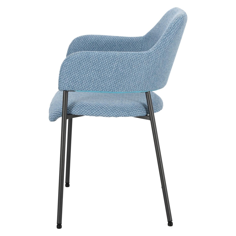 Krzesło Gato niebieskie - zdjęcie nr 6