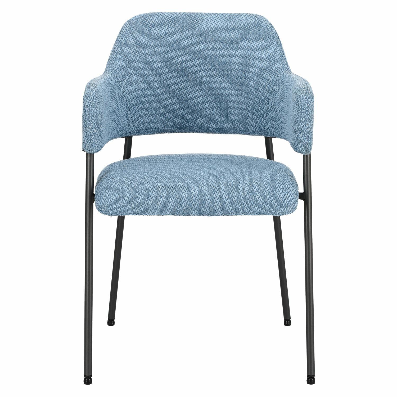 Krzesło Gato niebieskie - zdjęcie nr 7