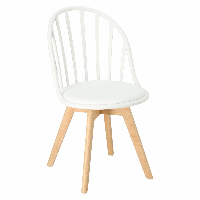 Krzesło Sirena białe - zdjęcie nr 0