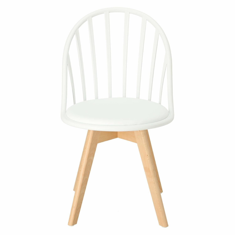 Krzesło Sirena białe - zdjęcie nr 7
