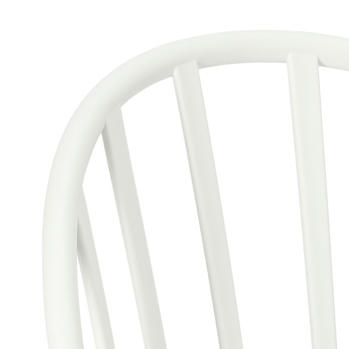 Krzesło Sirena białe - zdjęcie nr 8