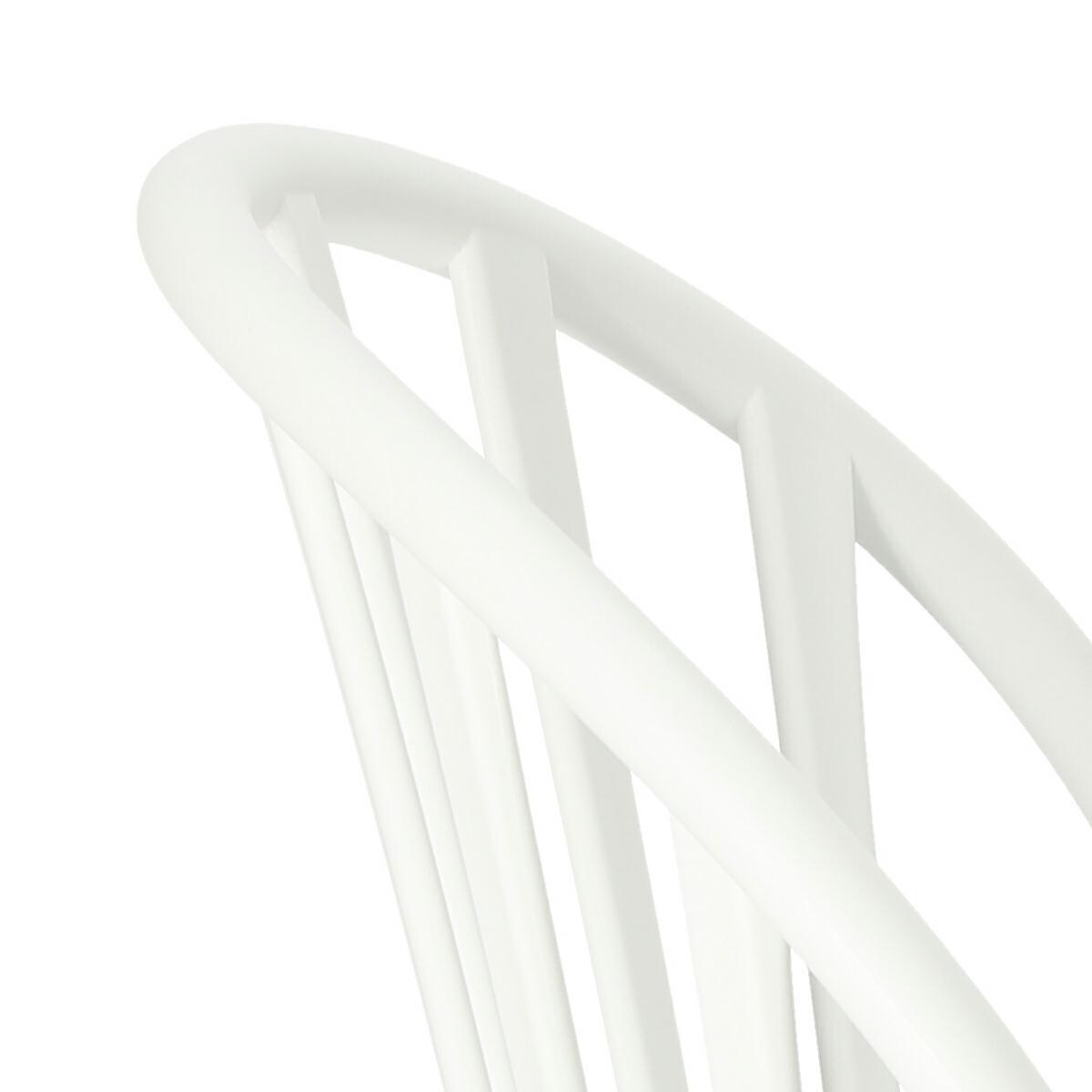 Krzesło Sirena białe - zdjęcie nr 12