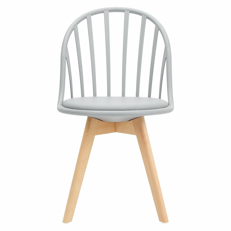 Krzesło Sirena szare - zdjęcie nr 8