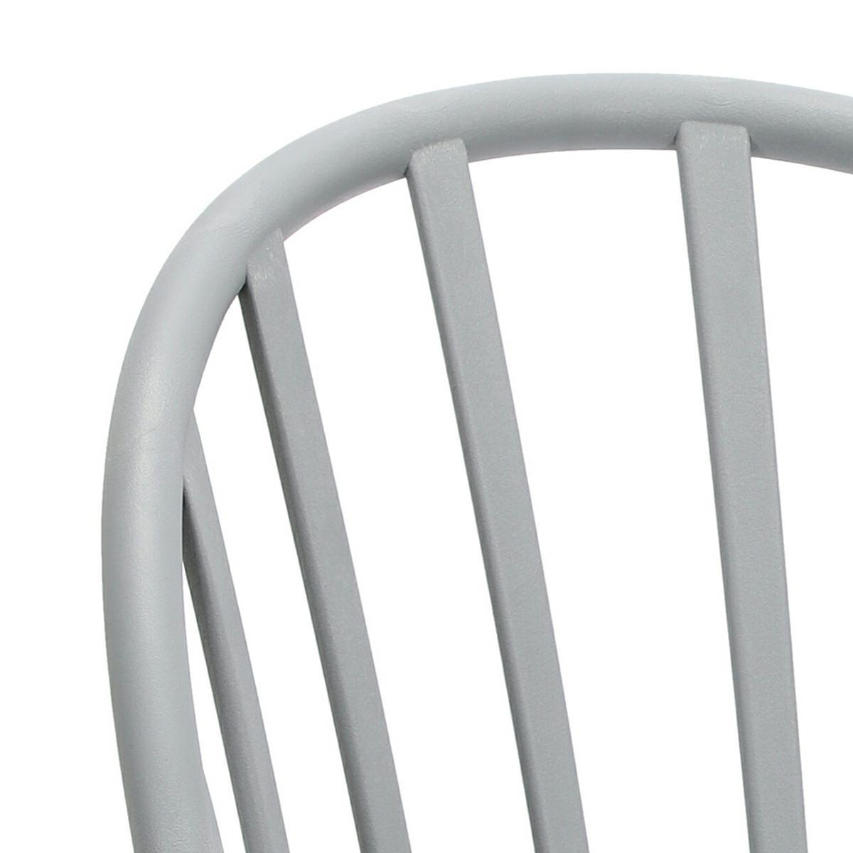 Krzesło Sirena szare - zdjęcie nr 9