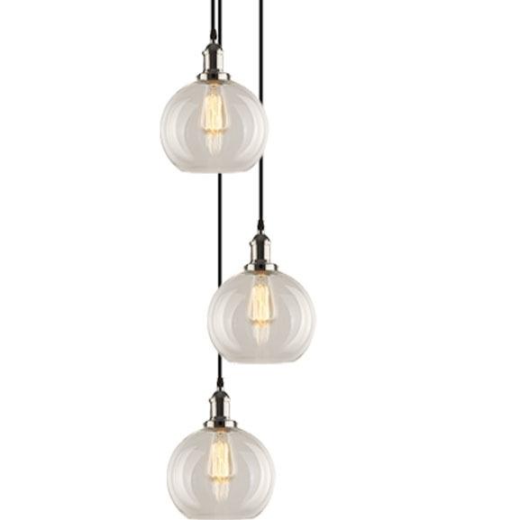 Závěsné svítidlo Altavola Design New York Loft 2 CO CH