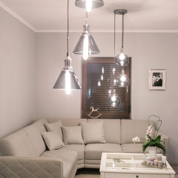 Závěsné svítidlo Altavola Design New York Loft 2 CO SCH