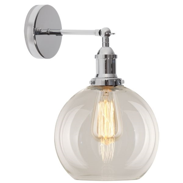 Nástěnné svítidlo Altavola Design New York Loft 2 chrom