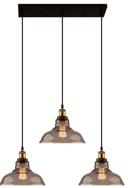 Závěsné svítidlo Altavola Design New York Loft 3 CL