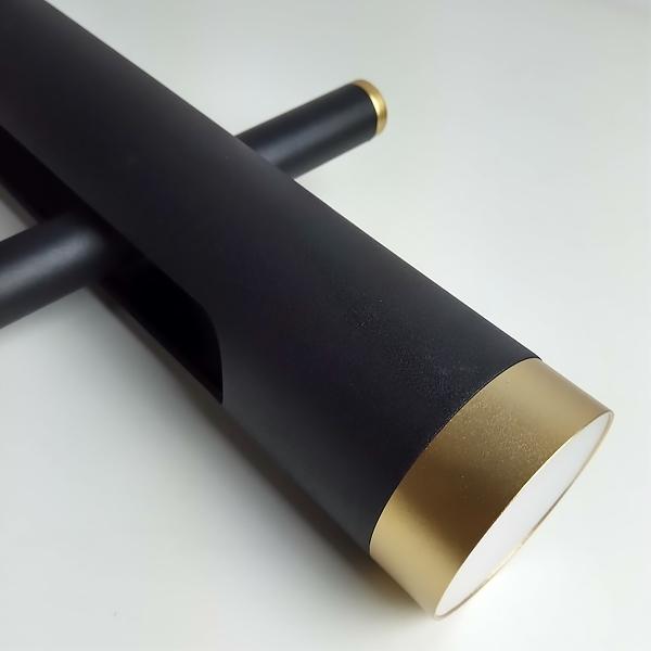 Lampa wisząca LUNETTE No. 3 czarna - zdjęcie nr 6