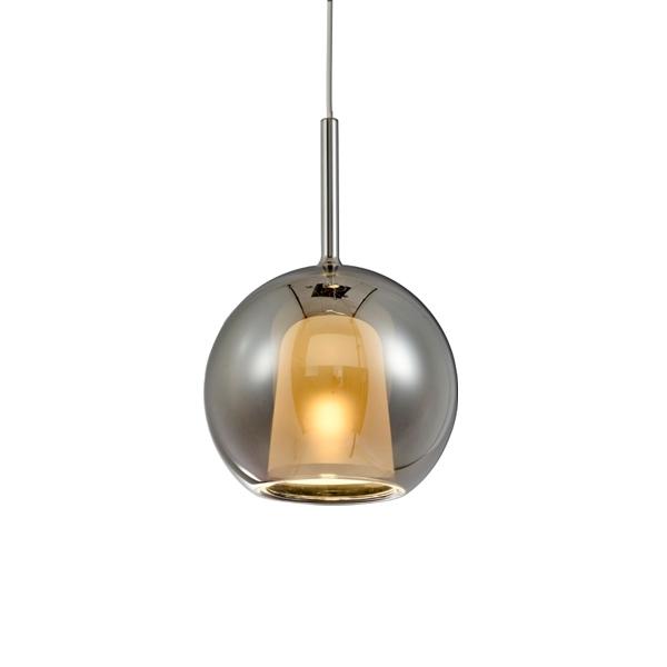 Lampa wisząca EUFORIA No. 1 16cm chrom - zdjęcie nr 0