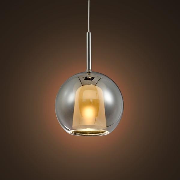 Lampa wisząca EUFORIA No. 1 16cm chrom - zdjęcie nr 1