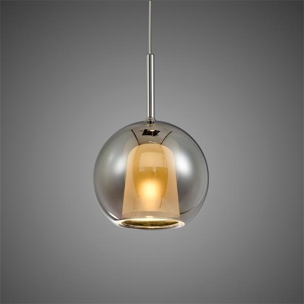 Lampa wisząca EUFORIA No. 1 16cm chrom - zdjęcie nr 2