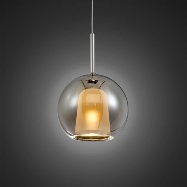 Lampa wisząca EUFORIA No. 1 16cm chrom - zdjęcie nr 3